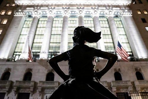 Wall Street volta para o azul com Payroll