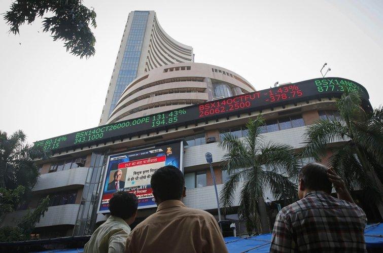 Mercados da Ásia fecham a semana no vermelho