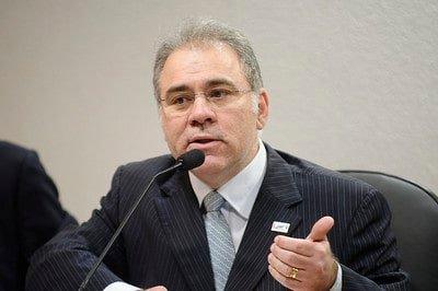 CPI da Covid-19 ouve o ministro da Saúde Marcelo Queiroga