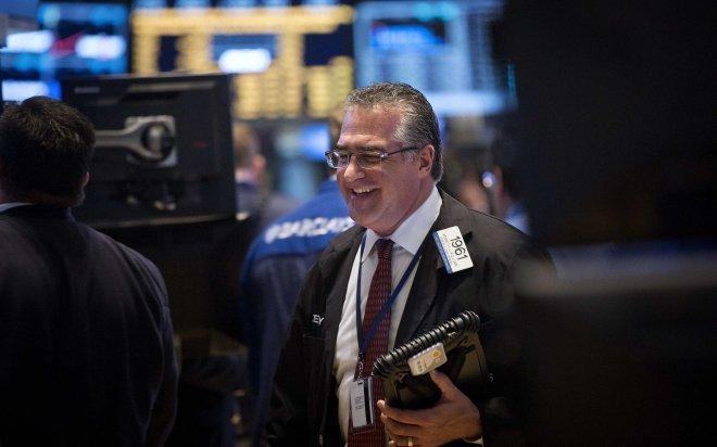 Dow Jones e S&P disparam na semana e batem recordes na sessão